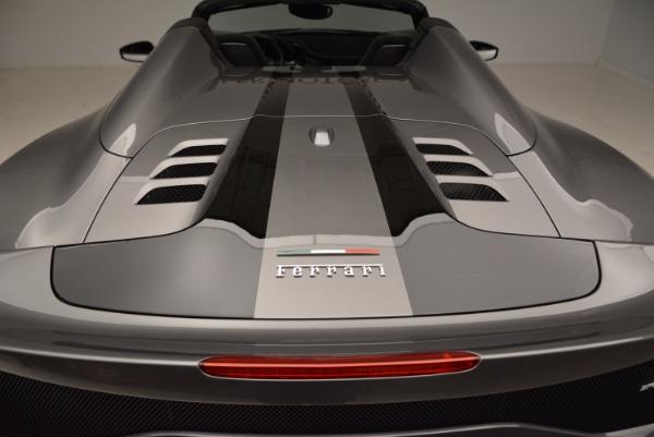 Used 2015 Ferrari 458 Speciale Aperta for sale Sold at Aston Martin of Greenwich in Greenwich CT 06830 26
