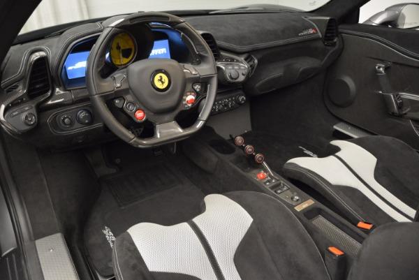 Used 2015 Ferrari 458 Speciale Aperta for sale Sold at Aston Martin of Greenwich in Greenwich CT 06830 27