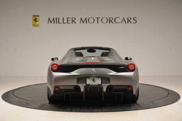 Used 2015 Ferrari 458 Speciale Aperta for sale Sold at Aston Martin of Greenwich in Greenwich CT 06830 6