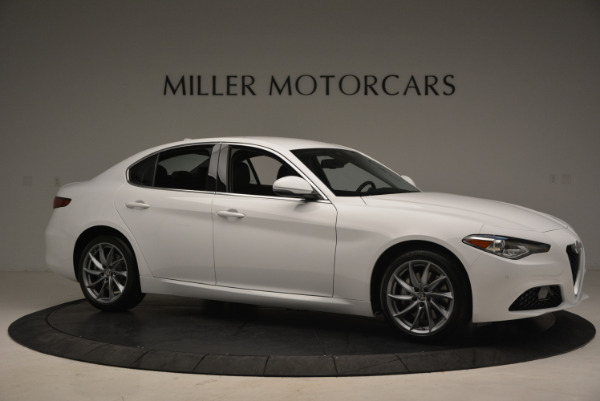 New 2018 Alfa Romeo Giulia Q4 for sale Sold at Aston Martin of Greenwich in Greenwich CT 06830 10