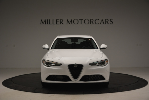 New 2018 Alfa Romeo Giulia Q4 for sale Sold at Aston Martin of Greenwich in Greenwich CT 06830 12