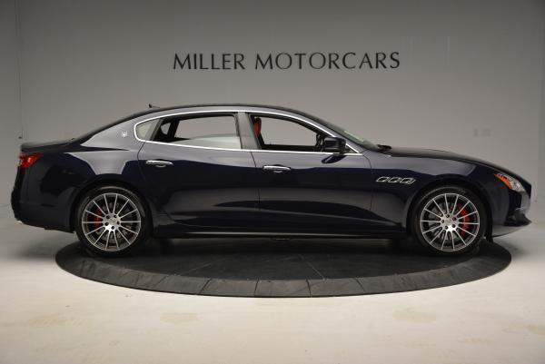 New 2016 Maserati Quattroporte S Q4  *******      DEALER'S  DEMO for sale Sold at Aston Martin of Greenwich in Greenwich CT 06830 10