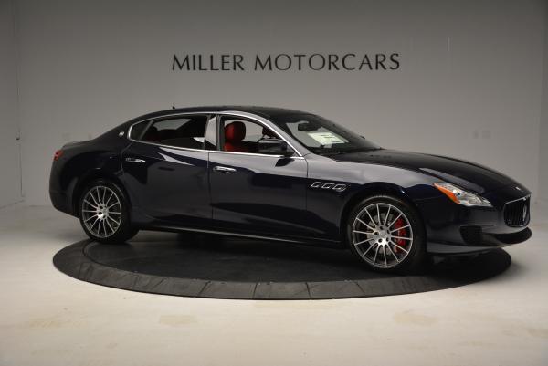 New 2016 Maserati Quattroporte S Q4  *******      DEALER'S  DEMO for sale Sold at Aston Martin of Greenwich in Greenwich CT 06830 11