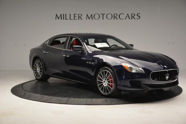 New 2016 Maserati Quattroporte S Q4  *******      DEALER'S  DEMO for sale Sold at Aston Martin of Greenwich in Greenwich CT 06830 12