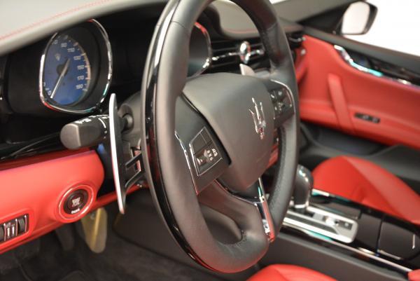 New 2016 Maserati Quattroporte S Q4  *******      DEALER'S  DEMO for sale Sold at Aston Martin of Greenwich in Greenwich CT 06830 17