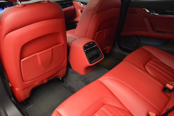 New 2016 Maserati Quattroporte S Q4  *******      DEALER'S  DEMO for sale Sold at Aston Martin of Greenwich in Greenwich CT 06830 19