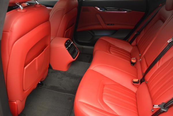 New 2016 Maserati Quattroporte S Q4  *******      DEALER'S  DEMO for sale Sold at Aston Martin of Greenwich in Greenwich CT 06830 20