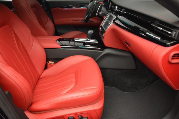 New 2016 Maserati Quattroporte S Q4  *******      DEALER'S  DEMO for sale Sold at Aston Martin of Greenwich in Greenwich CT 06830 23