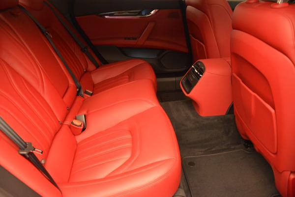 New 2016 Maserati Quattroporte S Q4  *******      DEALER'S  DEMO for sale Sold at Aston Martin of Greenwich in Greenwich CT 06830 26