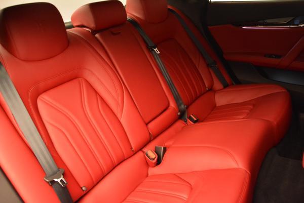 New 2016 Maserati Quattroporte S Q4  *******      DEALER'S  DEMO for sale Sold at Aston Martin of Greenwich in Greenwich CT 06830 27