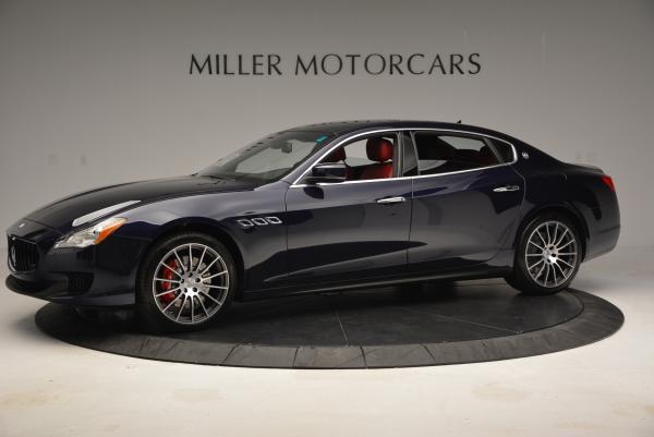 New 2016 Maserati Quattroporte S Q4  *******      DEALER'S  DEMO for sale Sold at Aston Martin of Greenwich in Greenwich CT 06830 3