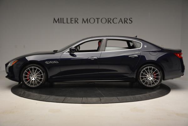 New 2016 Maserati Quattroporte S Q4  *******      DEALER'S  DEMO for sale Sold at Aston Martin of Greenwich in Greenwich CT 06830 4