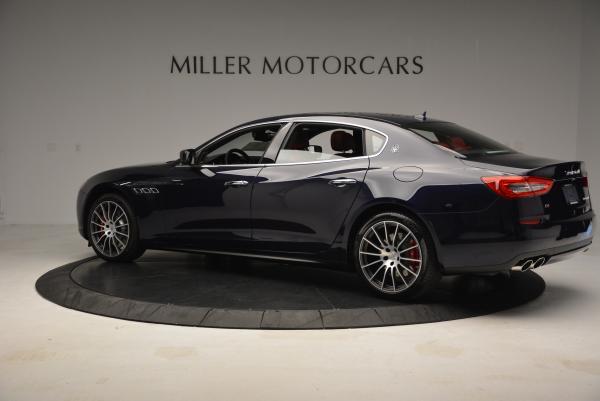 New 2016 Maserati Quattroporte S Q4  *******      DEALER'S  DEMO for sale Sold at Aston Martin of Greenwich in Greenwich CT 06830 5