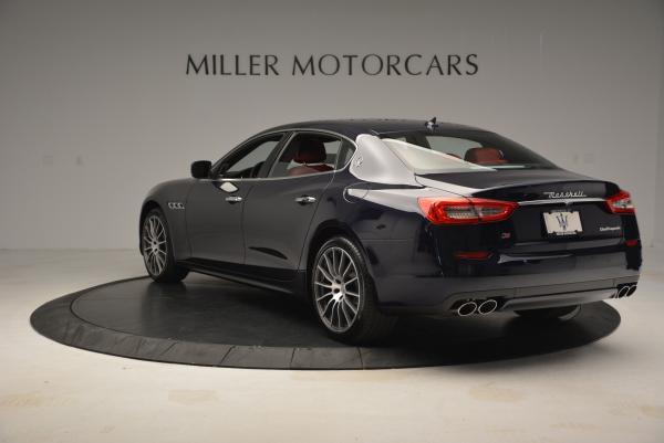 New 2016 Maserati Quattroporte S Q4  *******      DEALER'S  DEMO for sale Sold at Aston Martin of Greenwich in Greenwich CT 06830 6