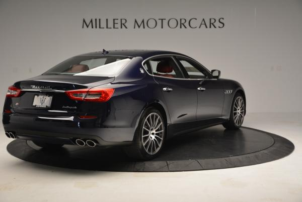 New 2016 Maserati Quattroporte S Q4  *******      DEALER'S  DEMO for sale Sold at Aston Martin of Greenwich in Greenwich CT 06830 8