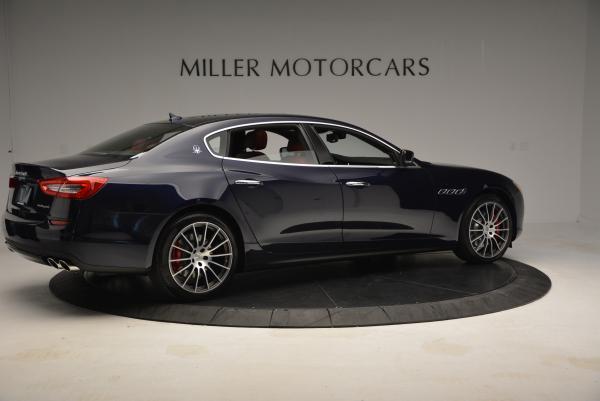 New 2016 Maserati Quattroporte S Q4  *******      DEALER'S  DEMO for sale Sold at Aston Martin of Greenwich in Greenwich CT 06830 9