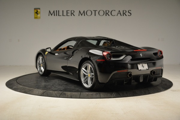Used 2017 Ferrari 488 Spider for sale Sold at Aston Martin of Greenwich in Greenwich CT 06830 28