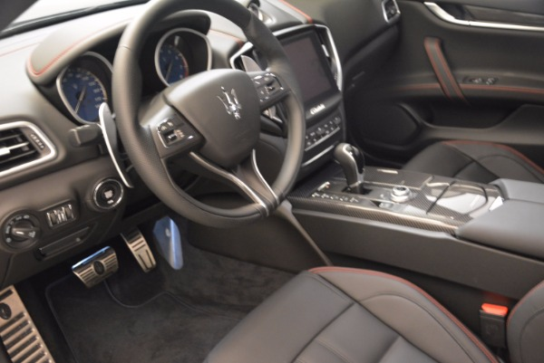 New 2018 Maserati Ghibli S Q4 Gransport for sale Sold at Aston Martin of Greenwich in Greenwich CT 06830 13