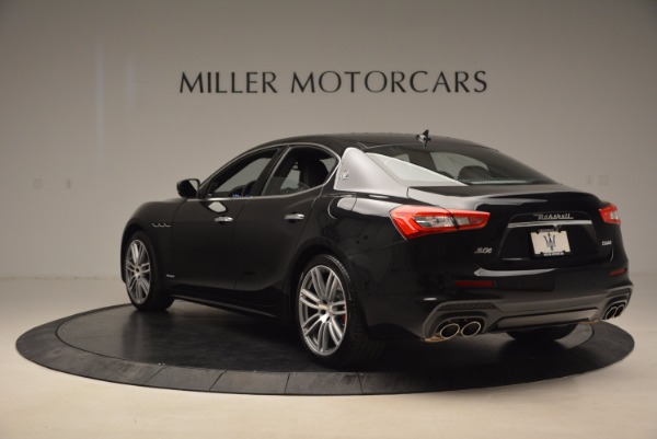 New 2018 Maserati Ghibli S Q4 Gransport for sale Sold at Aston Martin of Greenwich in Greenwich CT 06830 5
