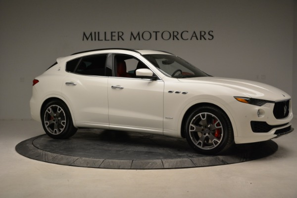 New 2018 Maserati Levante S Q4 GranSport for sale Sold at Aston Martin of Greenwich in Greenwich CT 06830 16