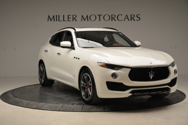 New 2018 Maserati Levante S Q4 GranSport for sale Sold at Aston Martin of Greenwich in Greenwich CT 06830 17