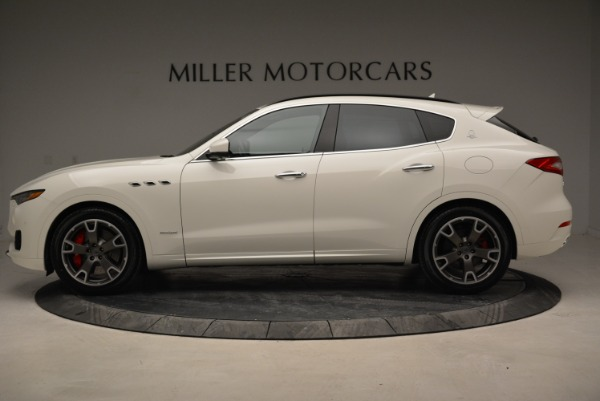 New 2018 Maserati Levante S Q4 GranSport for sale Sold at Aston Martin of Greenwich in Greenwich CT 06830 3