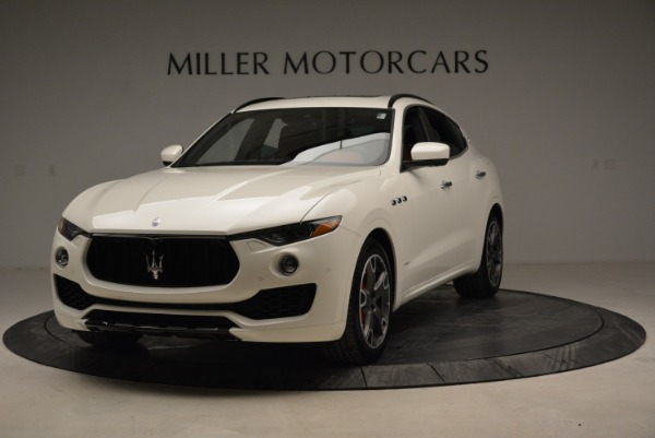New 2018 Maserati Levante S Q4 GranSport for sale Sold at Aston Martin of Greenwich in Greenwich CT 06830 7
