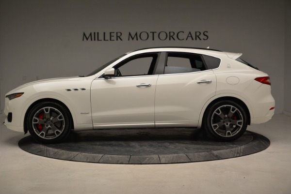 New 2018 Maserati Levante S Q4 GranSport for sale Sold at Aston Martin of Greenwich in Greenwich CT 06830 9