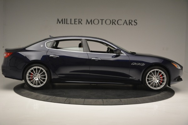 New 2018 Maserati Quattroporte S Q4 GranLusso for sale Sold at Aston Martin of Greenwich in Greenwich CT 06830 10
