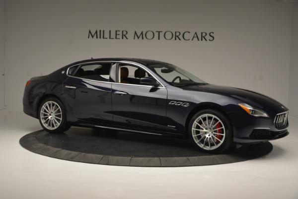 New 2018 Maserati Quattroporte S Q4 GranLusso for sale Sold at Aston Martin of Greenwich in Greenwich CT 06830 11