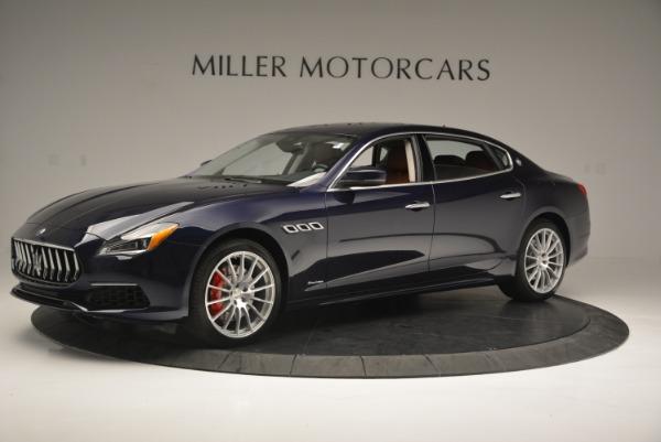 New 2018 Maserati Quattroporte S Q4 GranLusso for sale Sold at Aston Martin of Greenwich in Greenwich CT 06830 2