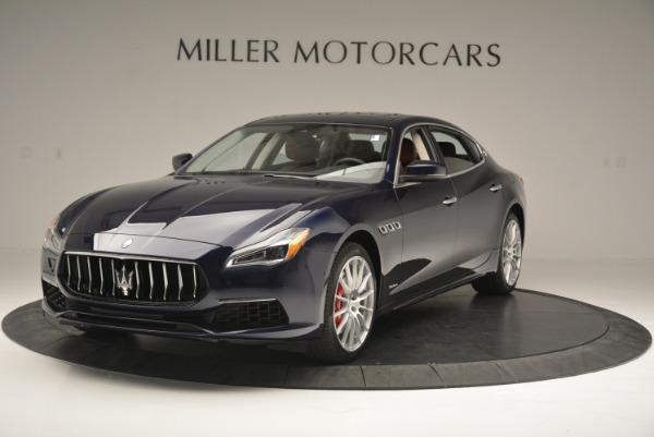 New 2018 Maserati Quattroporte S Q4 GranLusso for sale Sold at Aston Martin of Greenwich in Greenwich CT 06830 1