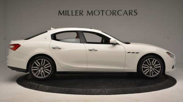 Used 2016 Maserati Ghibli S Q4 for sale Sold at Aston Martin of Greenwich in Greenwich CT 06830 10