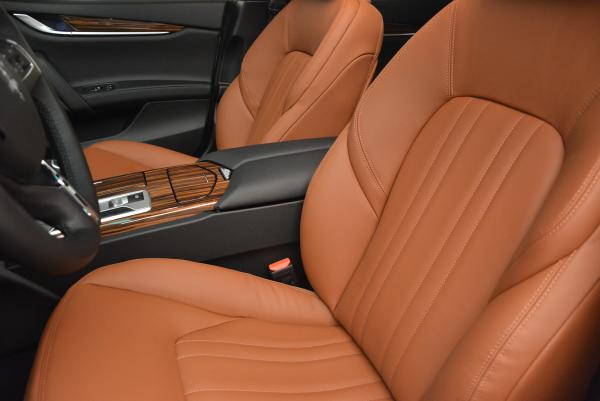 Used 2016 Maserati Ghibli S Q4 for sale Sold at Aston Martin of Greenwich in Greenwich CT 06830 16
