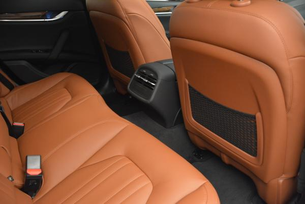 Used 2016 Maserati Ghibli S Q4 for sale Sold at Aston Martin of Greenwich in Greenwich CT 06830 23