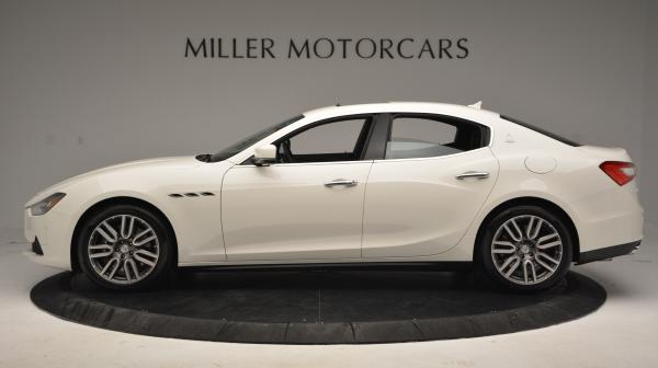 Used 2016 Maserati Ghibli S Q4 for sale Sold at Aston Martin of Greenwich in Greenwich CT 06830 4