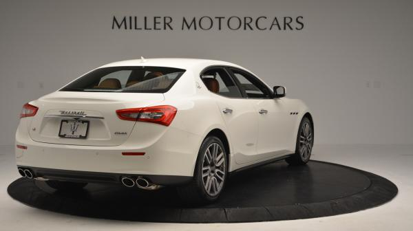 Used 2016 Maserati Ghibli S Q4 for sale Sold at Aston Martin of Greenwich in Greenwich CT 06830 8