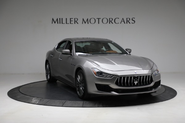New 2018 Maserati Ghibli S Q4 for sale Sold at Aston Martin of Greenwich in Greenwich CT 06830 11
