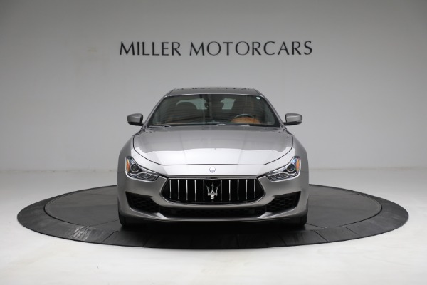 Used 2018 Maserati Ghibli S Q4 for sale Sold at Aston Martin of Greenwich in Greenwich CT 06830 12