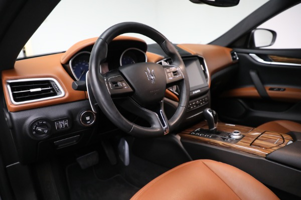 Used 2018 Maserati Ghibli S Q4 for sale Sold at Aston Martin of Greenwich in Greenwich CT 06830 13