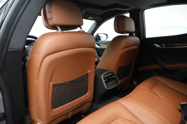 Used 2018 Maserati Ghibli S Q4 for sale Sold at Aston Martin of Greenwich in Greenwich CT 06830 16
