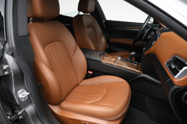 Used 2018 Maserati Ghibli S Q4 for sale Sold at Aston Martin of Greenwich in Greenwich CT 06830 21