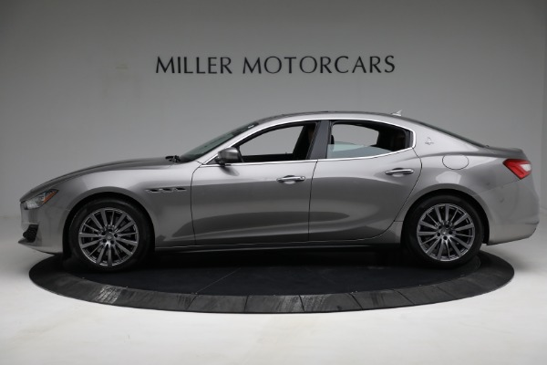 New 2018 Maserati Ghibli S Q4 for sale Sold at Aston Martin of Greenwich in Greenwich CT 06830 3