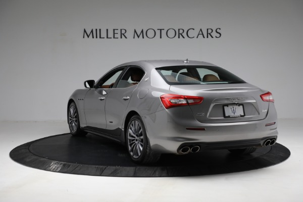 New 2018 Maserati Ghibli S Q4 for sale Sold at Aston Martin of Greenwich in Greenwich CT 06830 5