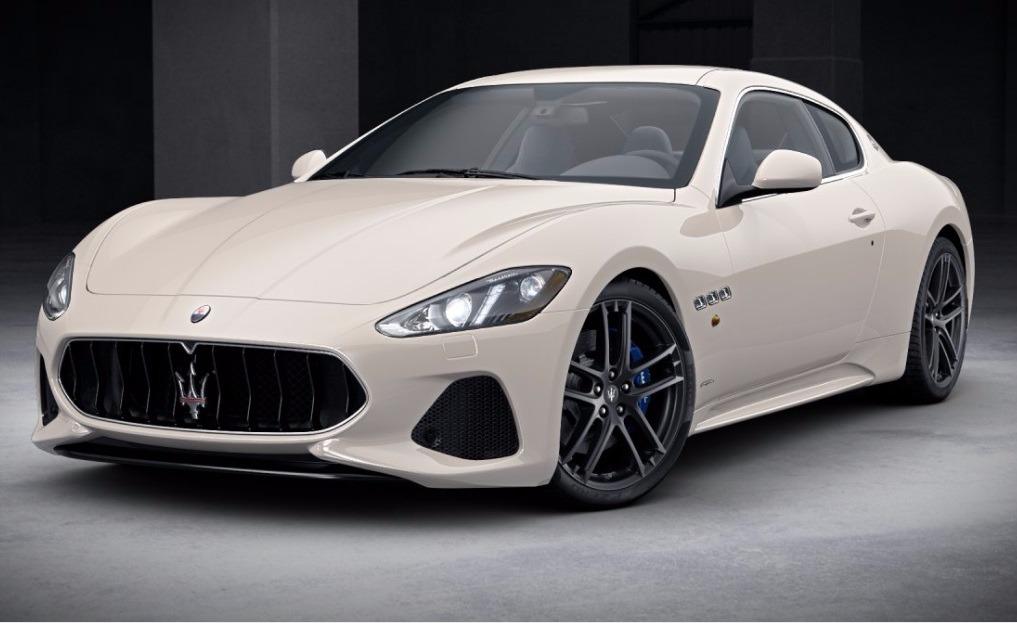 New 2018 Maserati GranTurismo Sport Coupe for sale Sold at Aston Martin of Greenwich in Greenwich CT 06830 1