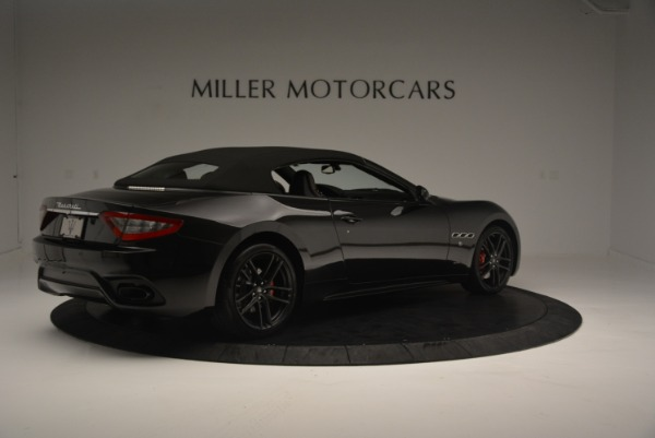New 2018 Maserati GranTurismo Sport Convertible for sale Sold at Aston Martin of Greenwich in Greenwich CT 06830 10