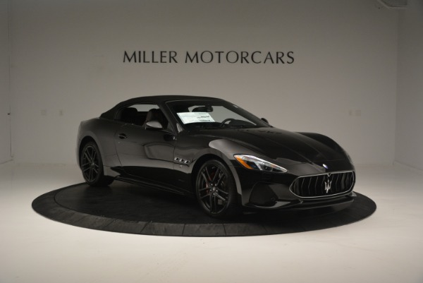 New 2018 Maserati GranTurismo Sport Convertible for sale Sold at Aston Martin of Greenwich in Greenwich CT 06830 13