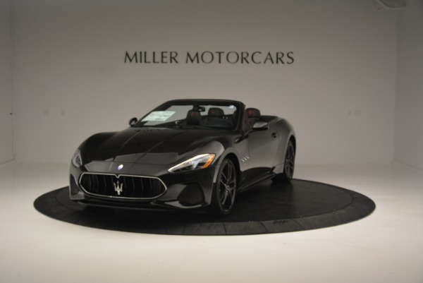 New 2018 Maserati GranTurismo Sport Convertible for sale Sold at Aston Martin of Greenwich in Greenwich CT 06830 15