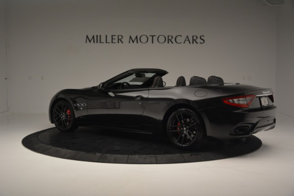 New 2018 Maserati GranTurismo Sport Convertible for sale Sold at Aston Martin of Greenwich in Greenwich CT 06830 18