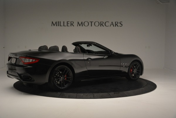 New 2018 Maserati GranTurismo Sport Convertible for sale Sold at Aston Martin of Greenwich in Greenwich CT 06830 22